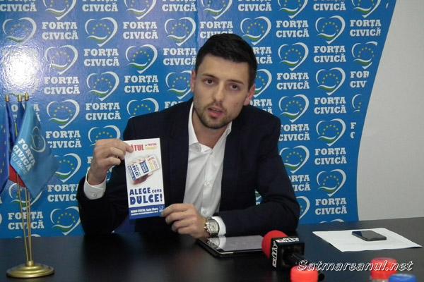 """Mihai Huzău: """"M-am săturat de politica amară !"""""""