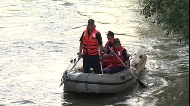 Cadavru găsit în râul Someş