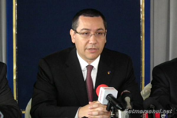 Victor Ponta şi Liviu Dragnea aşteptaţi la Zilele oraşului Negreşti-Oaş