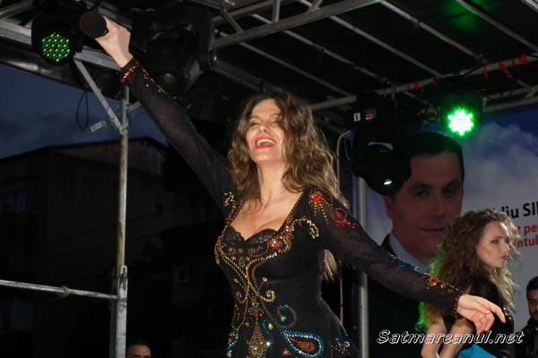 Concert Anna Lesko la Satu Mare (galerie foto)