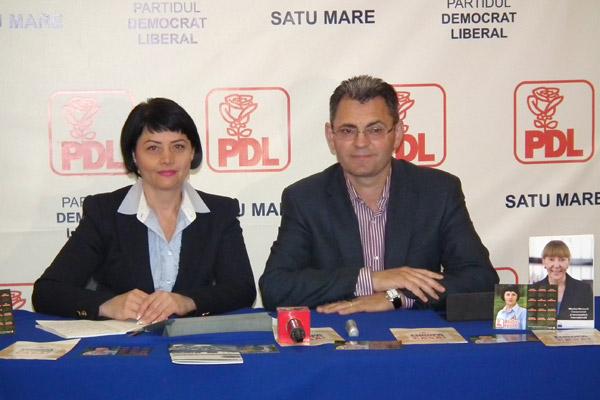 """Petre Mureşan: """"Ileana Blidar este Mercedes-ul politicii sătmărene"""""""
