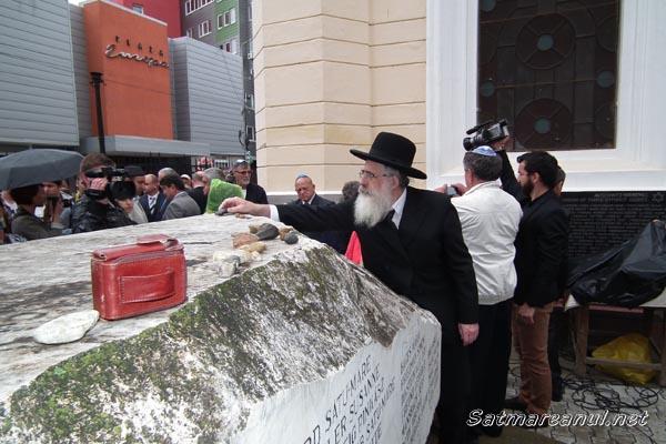 70 de ani de la deportarea evreilor sătmăreni