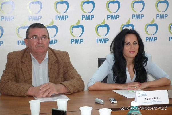 """Dr. Laura Bota: """"în Satu Mare suntem partidul care dă semnalul unificării dreptei"""""""