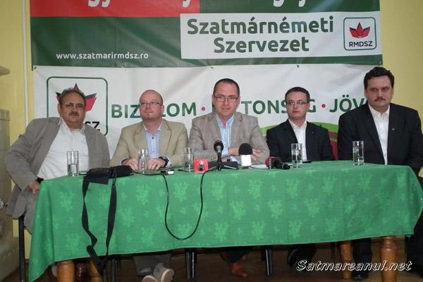 """Kereskenyi Gabor: """"Szabi are o bancă liberă în rândul grupului parlamentar a UDMR"""""""