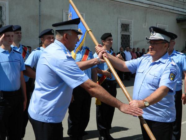 Adrian Popa este noul şef al jandarmilor sătmăreni