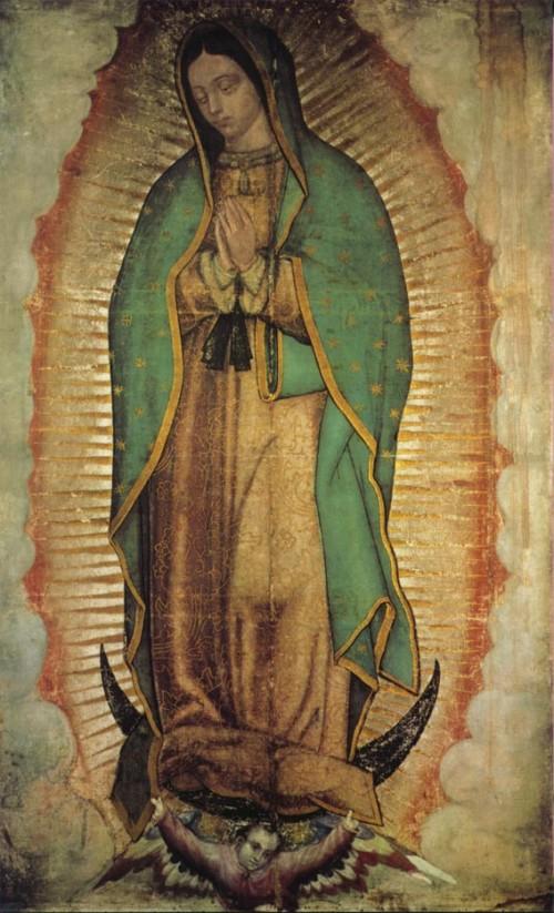 Icoana Fecioarei Maria de Guadalupe, în pelerinaj în judeţele Bihor şi Satu Mare