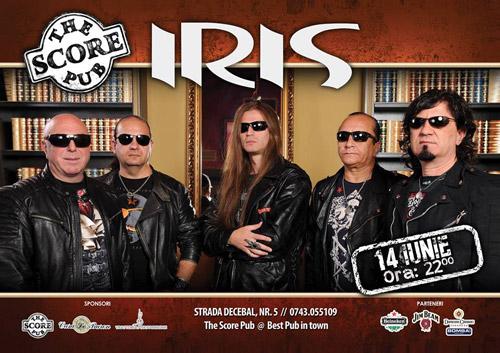 IRIS în concert la Satu Mare