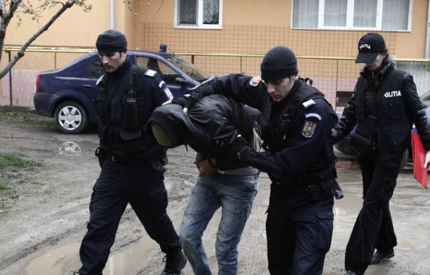 Sătmărean, arestat în Bistrița pentru furt