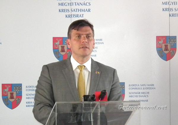 """Consiliul Judeţean partener la """"Fabricat în Satu Mare"""""""
