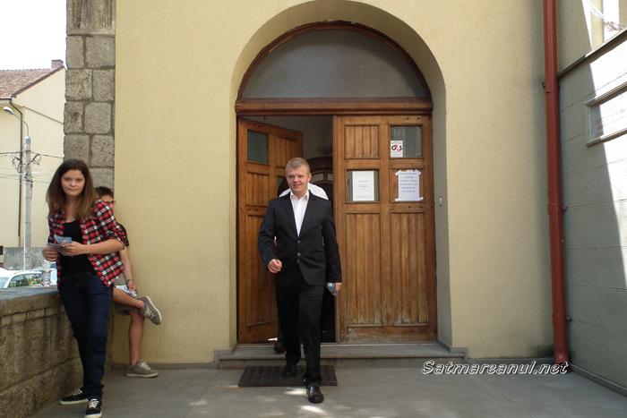 Candidaţii la Bacalaureat au susţinut azi proba scrisă la Limba română