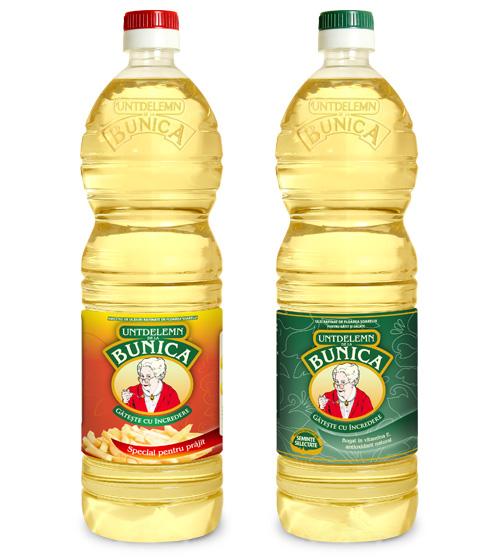 """APC cere retragerea de pe piaţă a uleiului """"Untdelemn de la BUNICA"""""""