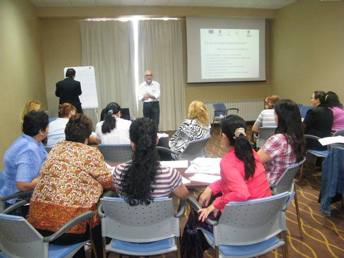 """Proiect: """"Calificare, Recalificare, Educație o Șansă pentru Angajați CRESA"""""""