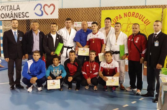 Şapte medalii pentru judoka de la CSM Satu Mare