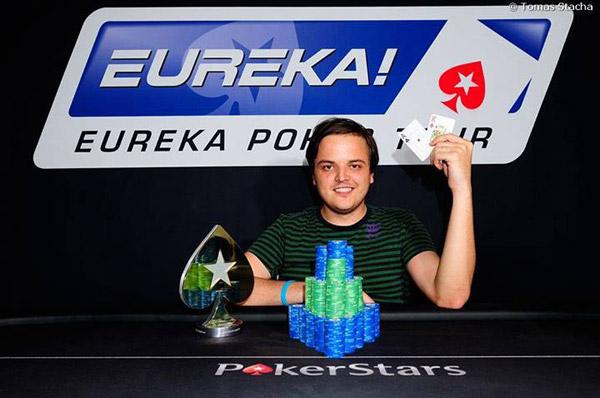 """Sătmăreanul Mihai Niste a câştigat High Rollerul """"Eureka Rozvadov"""""""
