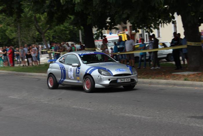 """Vezi rezultatele Campionatului Naţional de """"Rally Sprint"""", etapa a III-a"""