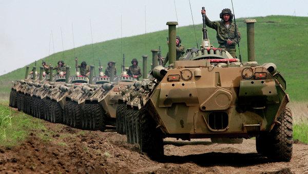 Rusia lansează manevre militare în inima Europei