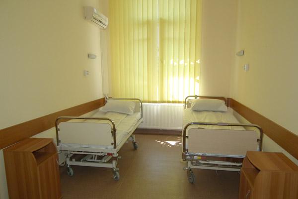 Salon VIP la Secţia de Diabetologie a Spitalului Vechi