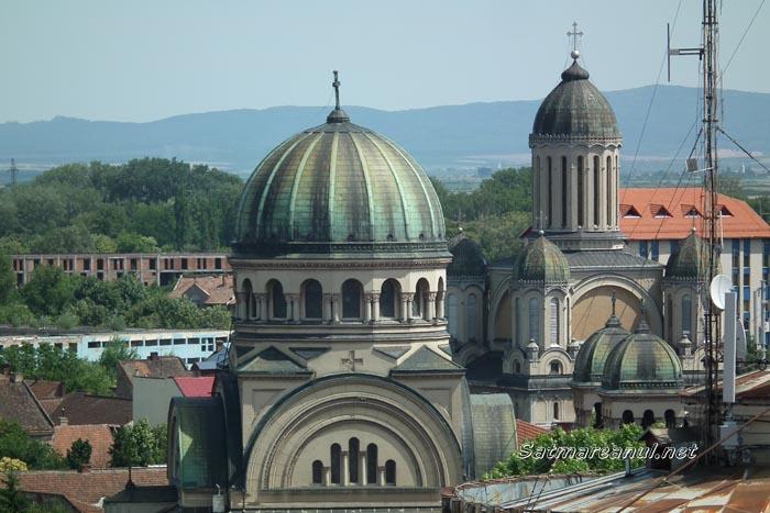 Cu privirea, peste Satu Mare (galerie foto)