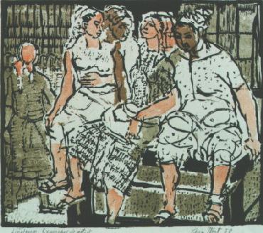 Expoziţie de xilo- şi linogravuri la Muzeul de Artă din Satu Mare