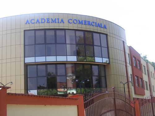 Consiliul Județean vrea să cumpere clădirea Academiei Comerciale