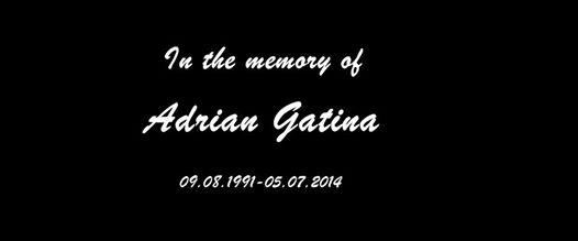 """Mesaje în memoria lui Adrian Gătina: """"Zboară printre îngeri Adi …"""""""