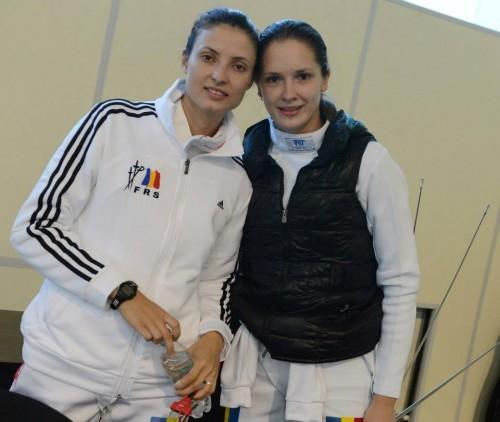 Simona Pop s-a calificat pe tabloul principal la Campionatul Mondial de scrimă de la Kazan