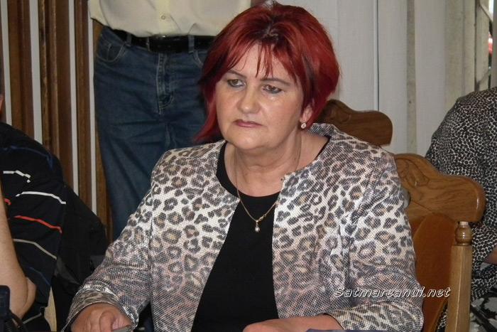Doina Feher, validată în funcţia de consilier local al municipiului Satu Mare