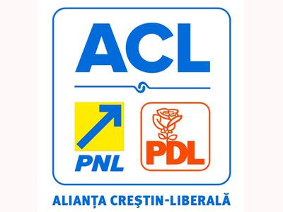 Aceasta este sigla Alianţei Creştin-Liberale