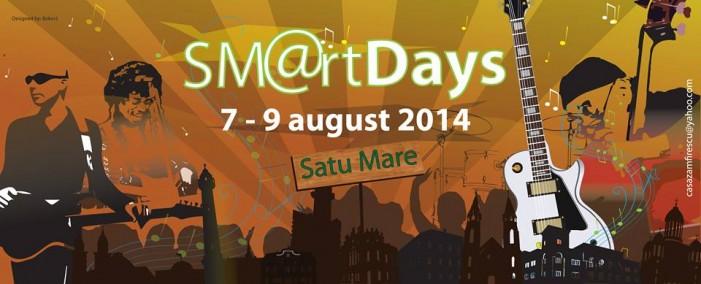 """Vezi programul detaliat al manifestărilor dedicate """"Smart Days"""" 2014"""