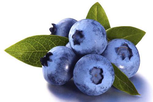 10 beneficii ale consumului de afine