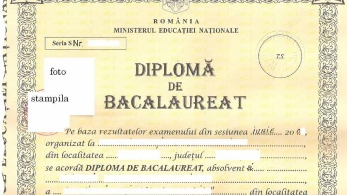 Cei care şi-au luat BAC-ul anul acesta nu vor primi diplome