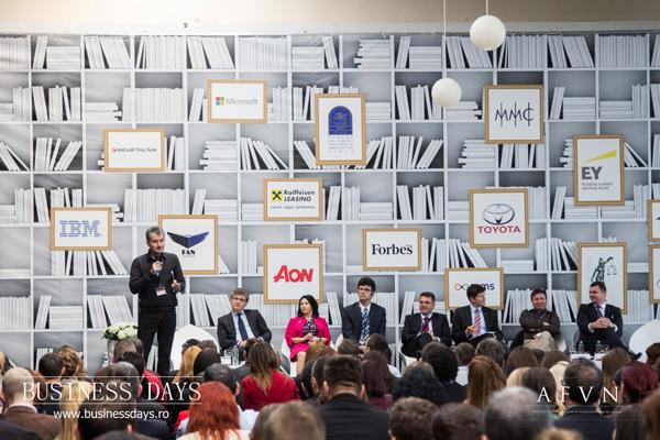 CEE Entrepreneurship Summit 2015 aduce la Cluj oportunități de business networking pentru oamenii de afaceri din Europa Centrală și de Est