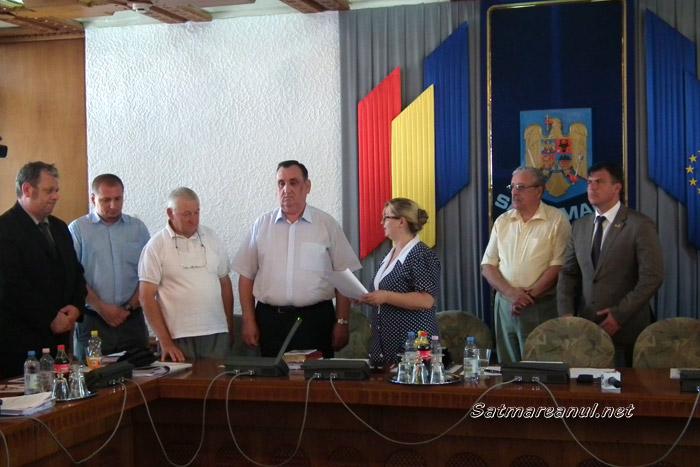 Gheorghe Ciocan a devenit consilier județean