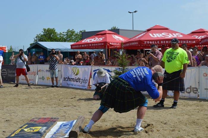 Campionatul Mondial de Jocuri Scoţiene, în acest weekend, la Satu Mare