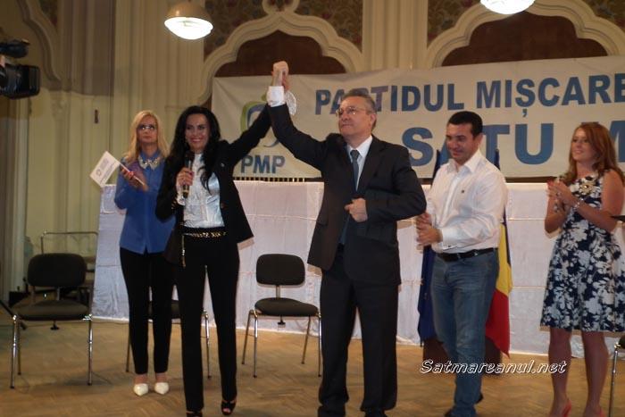 Cristian Diaconescu şi-a lansat azi candidatura la alegerile prezidenţiale