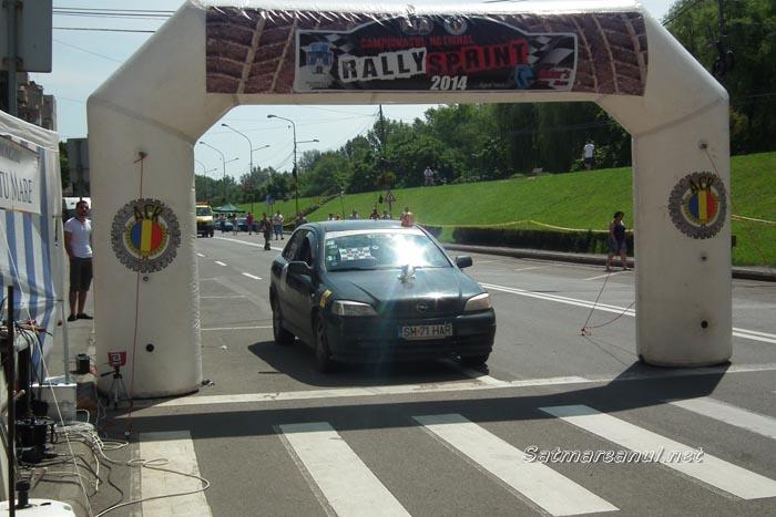 """Vezi câştigătorii etapei a IV-a a Campionatului Naţional de """"Rally Sprint"""" 2014"""