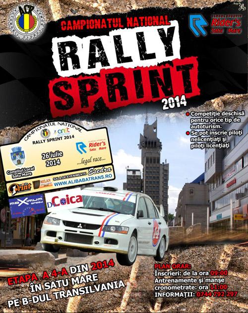 Show automobilistic, sâmbătă în Satu Mare