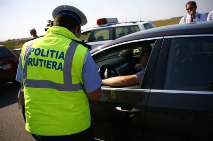 Polițist din Bicaz târât cu mașina de un contrabandist din Satu Mare