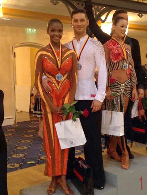 Dansatorul sătmărean Marius Iepure a cucerit argintul la Open-ul Germaniei