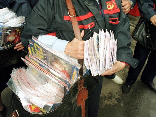 Nemţii caută poştaşi români pentru un salariu de 2.000 de euro pe lună