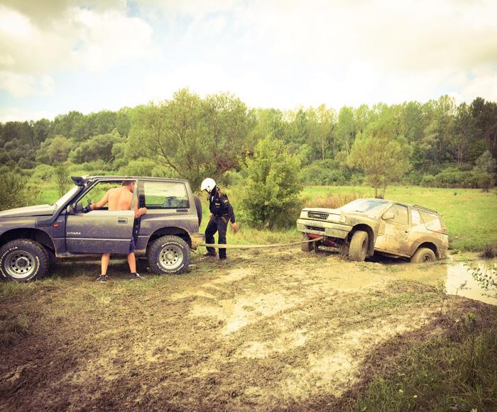 Ovidiu Domide și Viorel Nistor au câștigat ACAR-GerBog Rally-Raid