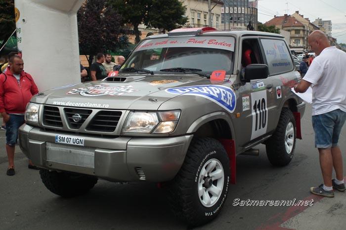 "S-a dat startul competiției ""A-CAR GerBog Rally Raid"" (galerie foto)"