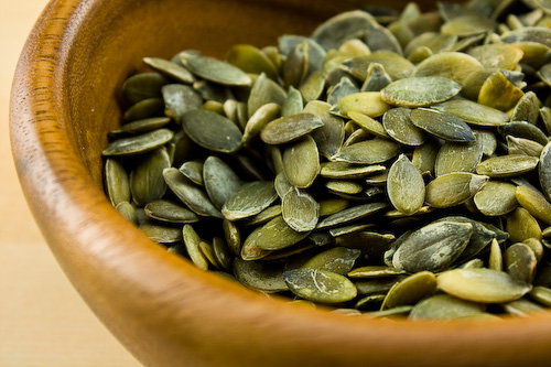 Seminţele de dovleac au proprietăţi afrodisiace