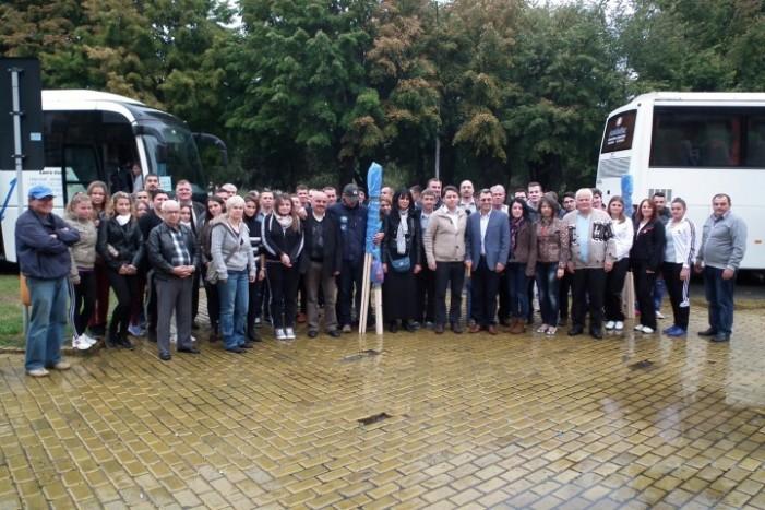 Peste 300 de membri ACL Satu Mare, la lansarea lui Klaus Iohannis