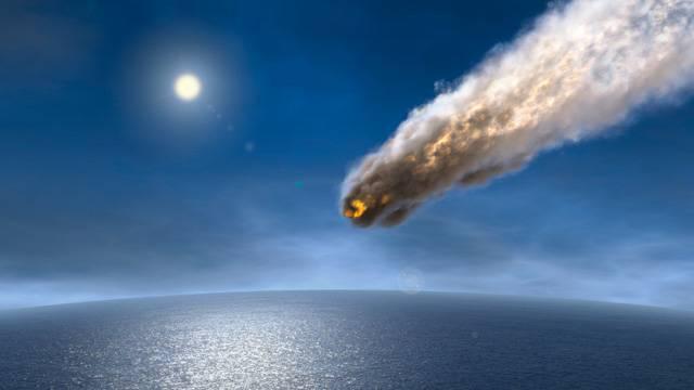 Un asteroid de mărimea unei balene trece astăzi pe lângă Pământ