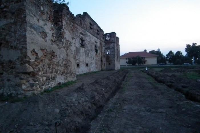 Castelul din Medieșu Aurit va avea un parc modern (Foto)