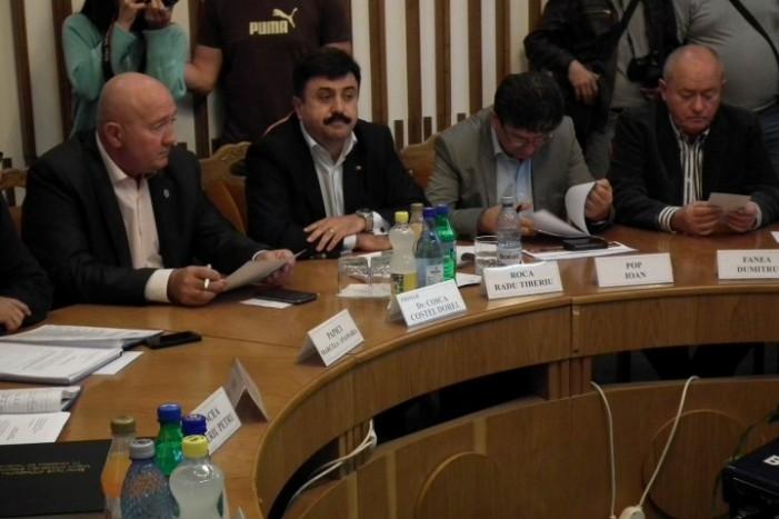 Consilierii locali au votat pentru înăsprirea regimului contravenţiilor în Satu Mare