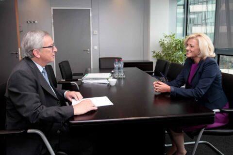 Corina Crețu, desemnată comisar european pentru Politică Regională