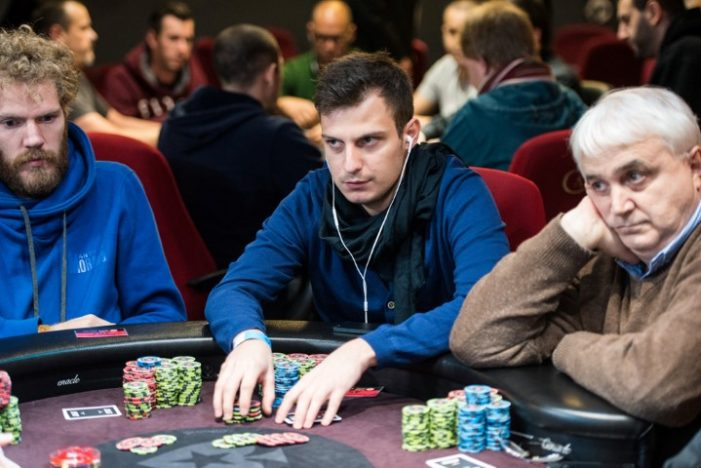 Vlad Darie, locul II la World Poker Tour din SUA