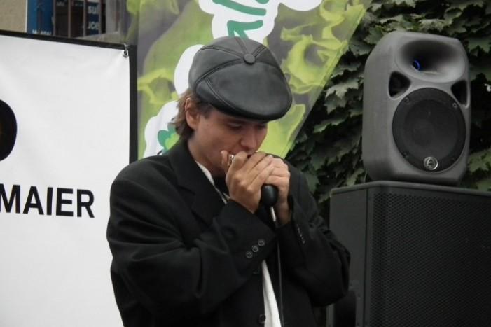 """A început """"Festivalul Muzicii de Stradă"""" (Foto)"""